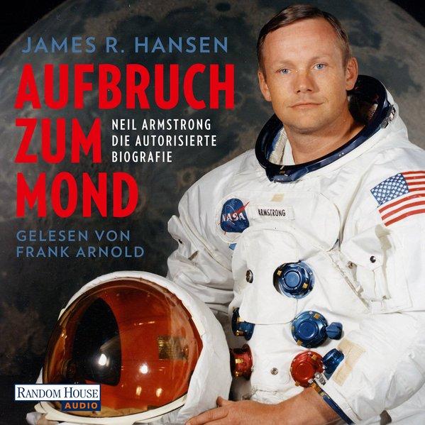 Buchcover: Aufbruch zum Mond | James R. Hansen ...